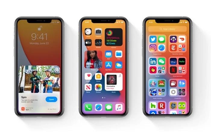iOS 14 Public Beta 1