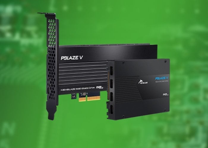 low power NVMe SSD