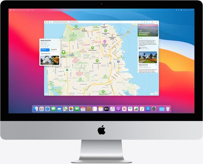 macOS Big Sur Beta 3