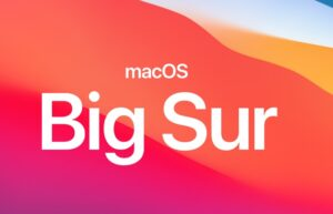 macOS Big Sur beta 2