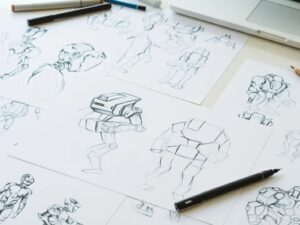 Pencil Kings Ultimate Character Drawing & Design Course Bundle