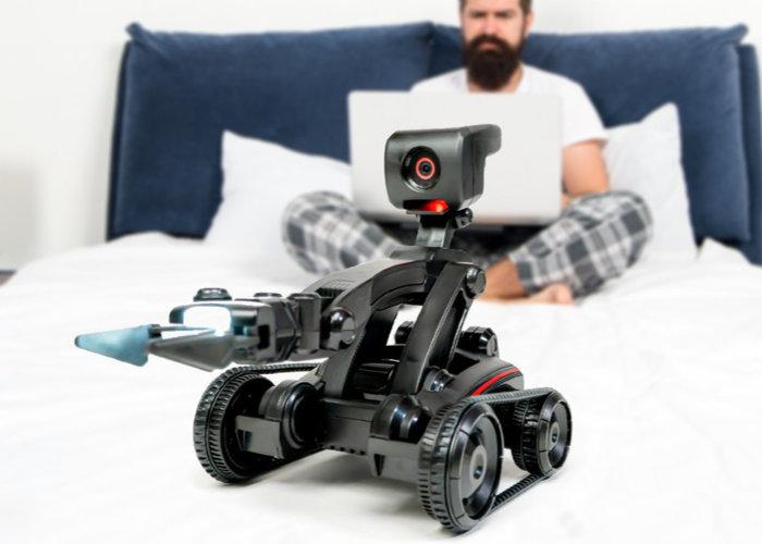 Nabot AI programmable robot hits Kickstarter from $259 - Geeky Gadgets