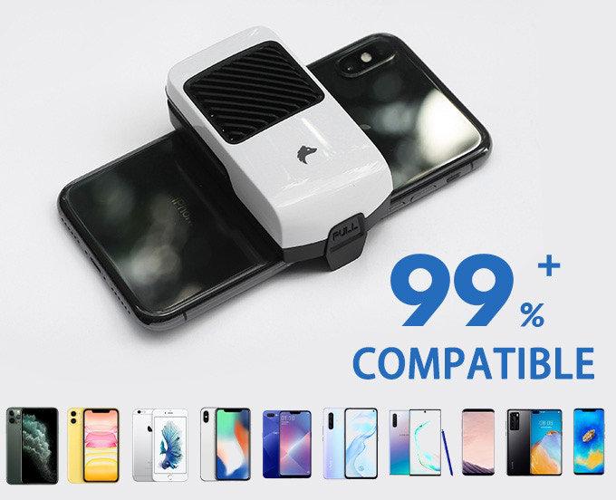smartphone cooler