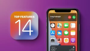 top iOS 14 features