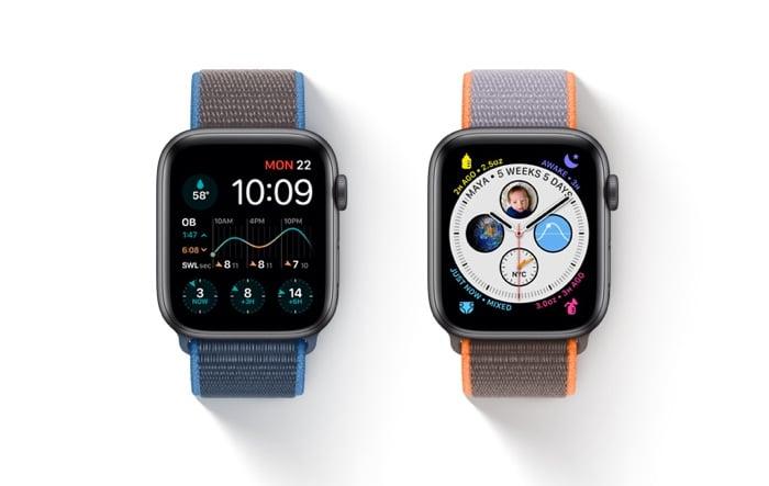watchOS 7 beta 2