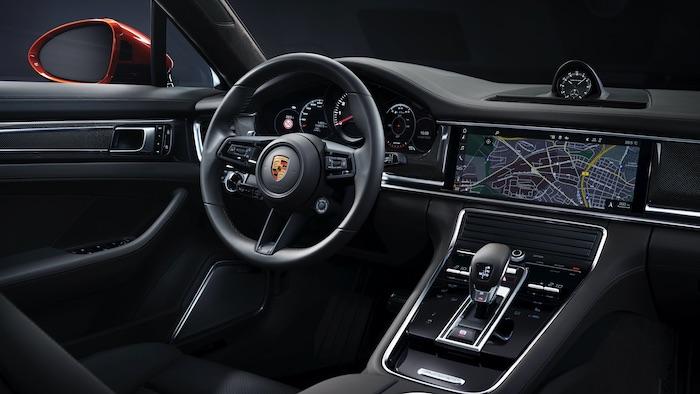 2020 Porsche Panamera Turbo S