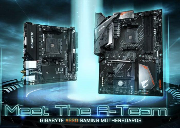AMD A520 AORUS Motherboard