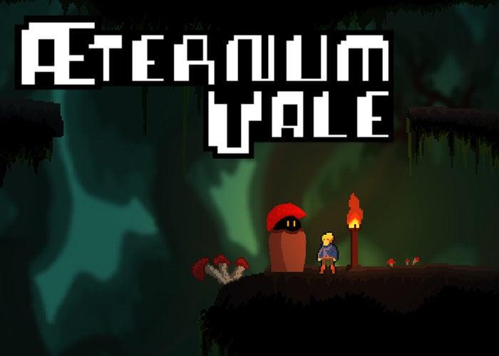 Aeternum Vale 2D pixel-art adventure
