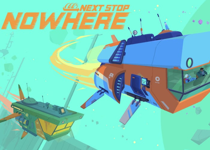 Next Stop Nowhere space adventure lands on Apple Arcade