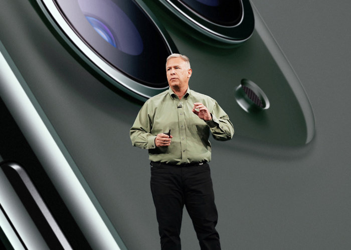 Apple Marketing Chief Philip Schiller steps down