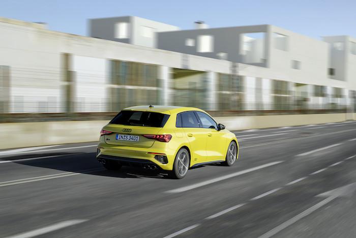 Audi S3 Sportback and S3 Sedan