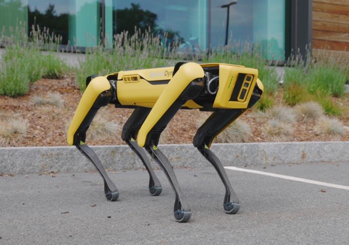 Boston Dyanmic Spot Robot