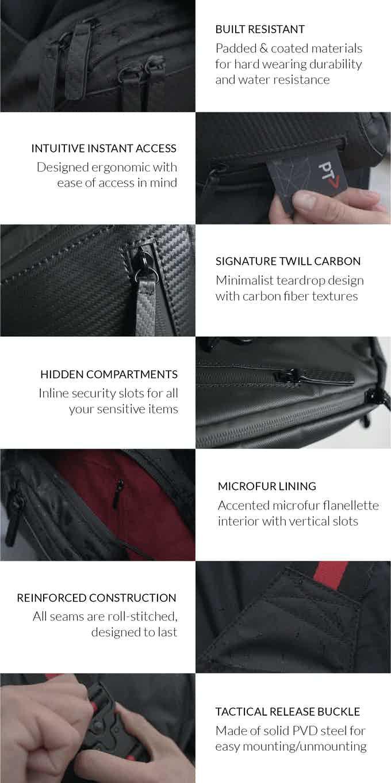 EDC sling bag