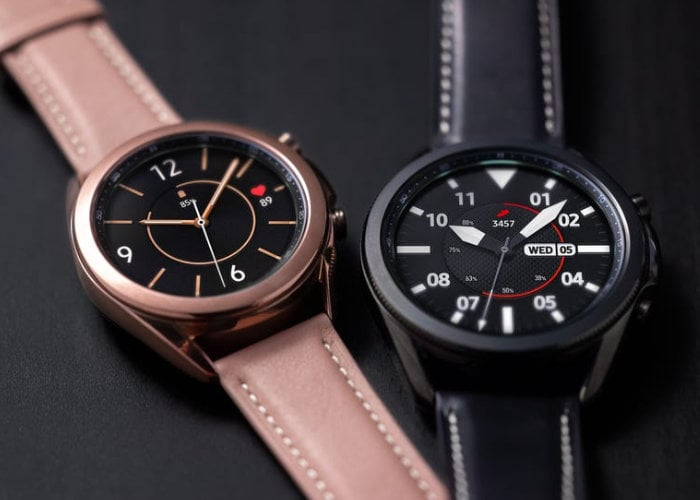 New Samsung Galaxy Watch 3 from $399 - Geeky Gadgets