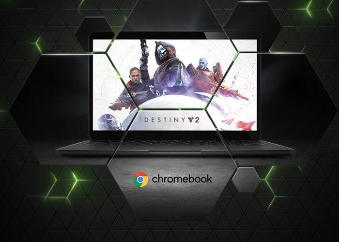 GeForce NOW ChromeOS