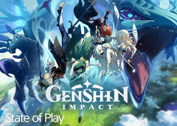 Genshin Impact RPG