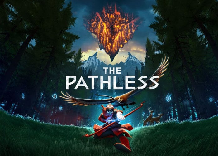 Pathless gameplay trailer