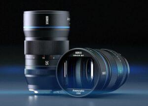 SIRUI 35mm Anamorphic Lens