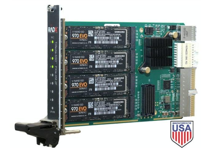 SSD RAID modules