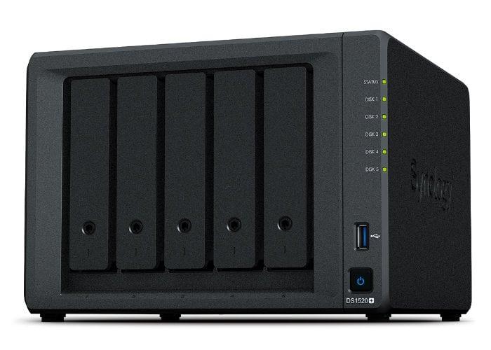 Synology DiskStation DS1520+ 5 bay NAS