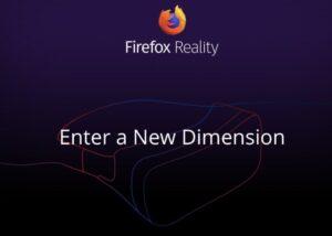 VR web browser