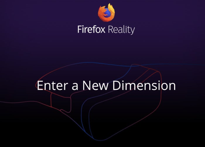 VR web browser