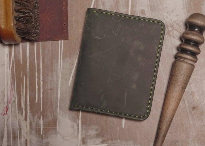 Wallex handcrafted wallets