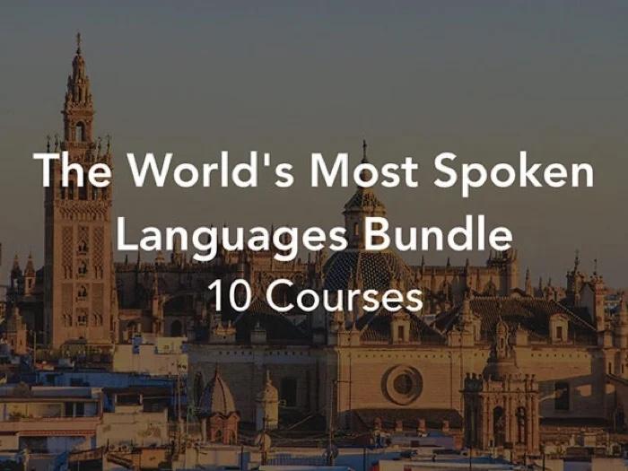 World's Most Spoken Languages Bundle