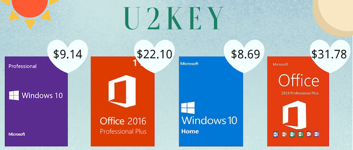 Summer Sales: Windows 10 Pro with $9.14 and Office 2016 Pro with $22.10 - Geeky Gadgets