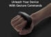 gesture controls