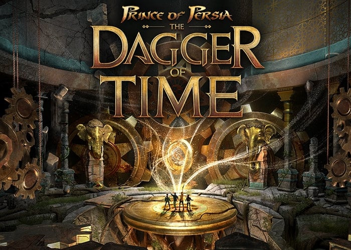 Prince Of Persia: The Dagger Of Time VR arcade experience trailer - Geeky Gadgets
