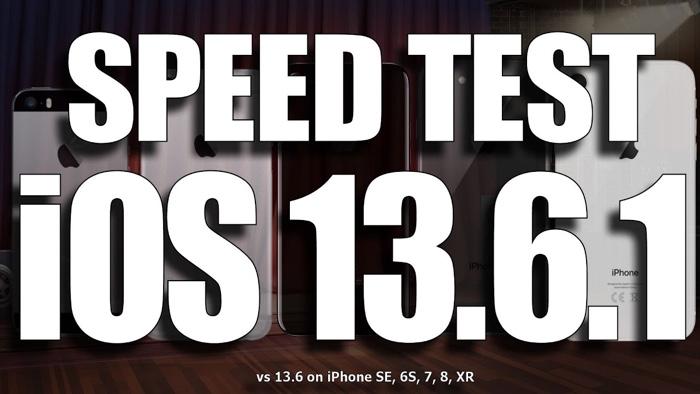 iOS 13.6.1 vs iOS 13.6