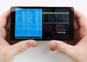 modular handheld PC