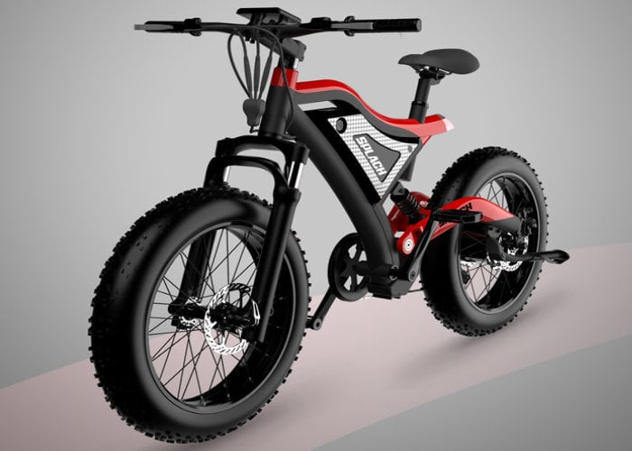 off-road electric bike