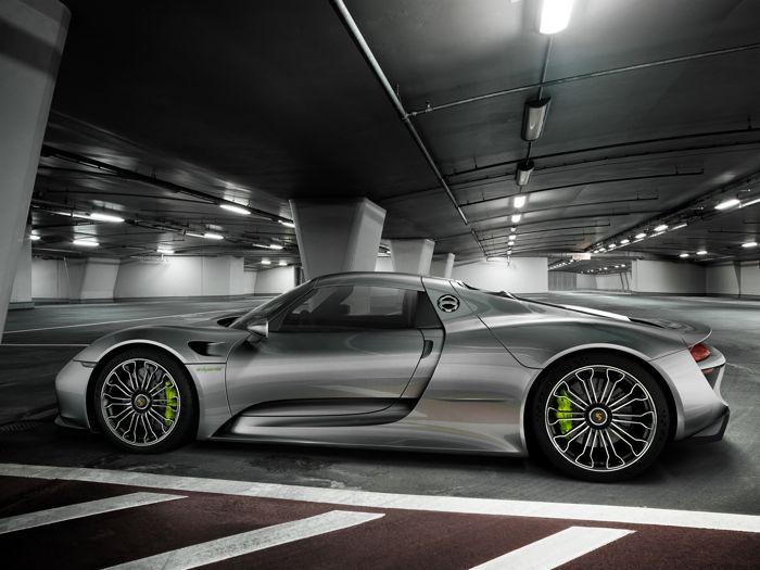 Porsche supercars