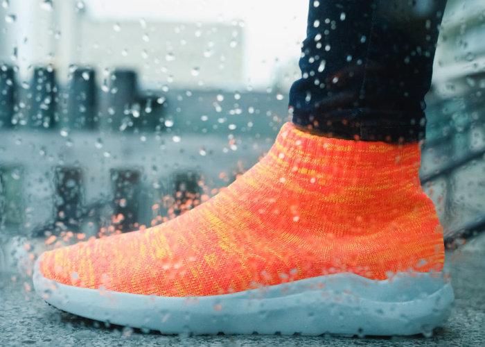 waterproof shoe