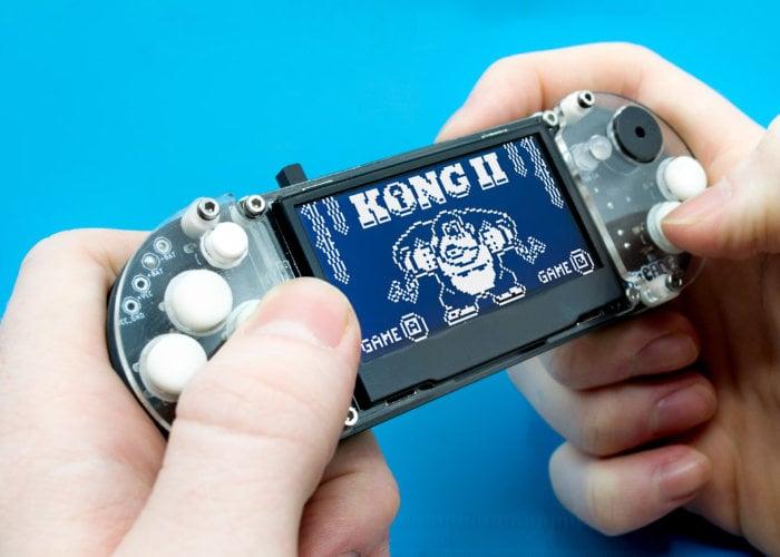 8BitCADE XL DIY educational gaming kit