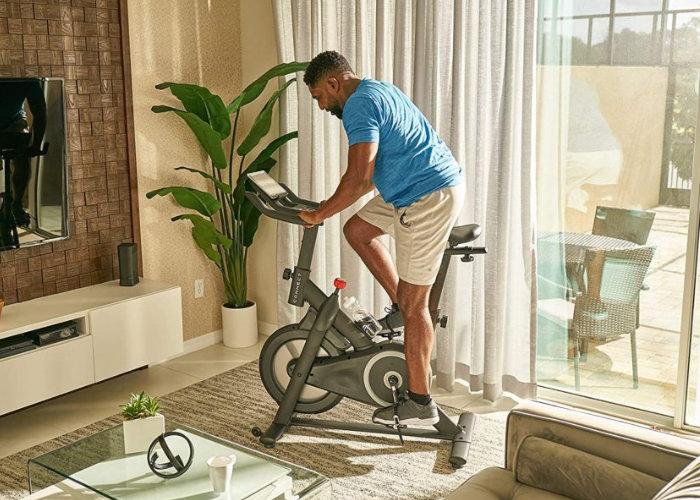 Amazon Ex-Prime Smart Connect fitness bike