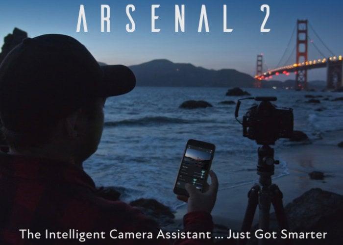 Arsenal 2 camera