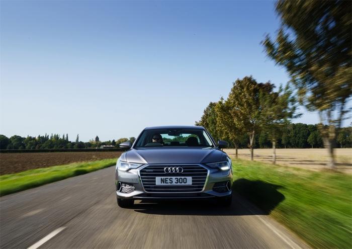 Audi A6 50 TFSI e