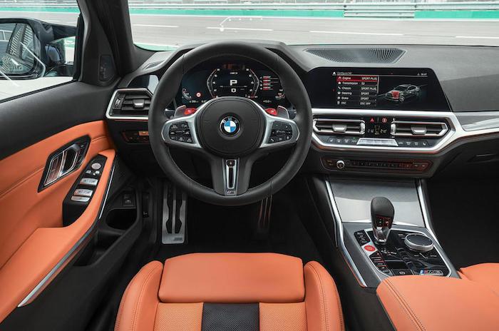 BMW M3 Sedan and BMW M4 Coupe