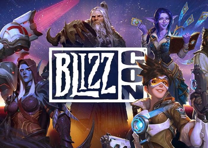 BlizzCon February 2021