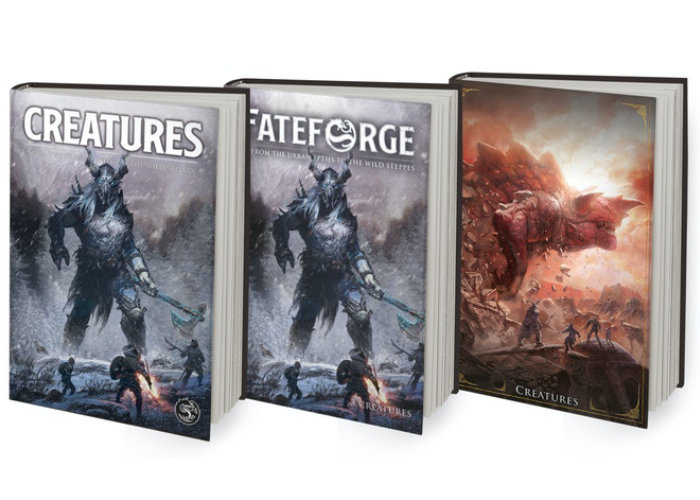 Creatures: Complete Monster Compendium for 5E