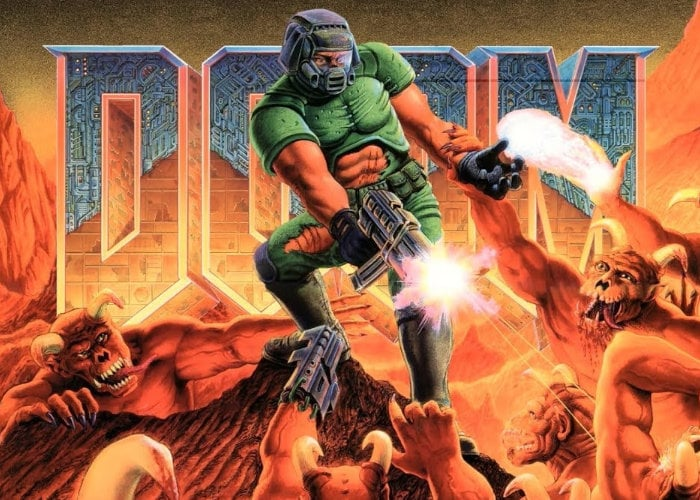 Doom widescreen