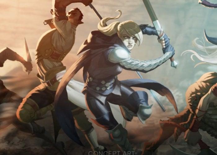 Dragon Age game