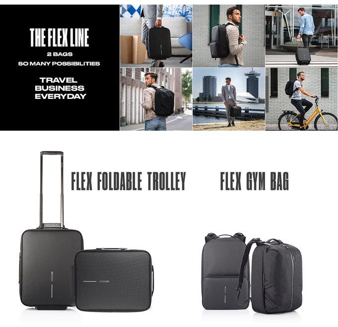 Flex case