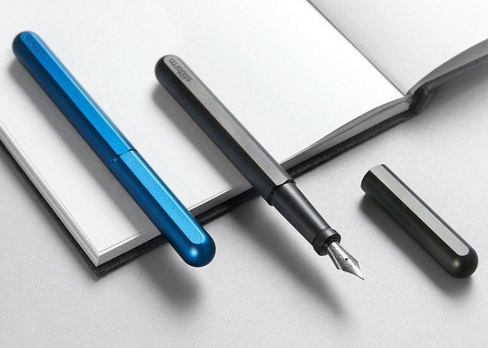 Stilform INK Titanium fountain pen from just €65 - Geeky Gadgets