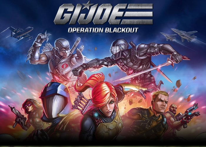 G.I. Joe Operation Blackout launches next month