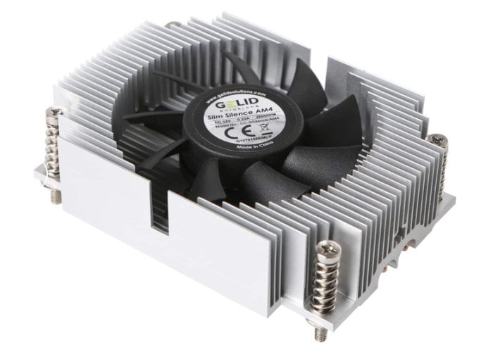 GELID Slim Silence AM4 CPU cooler