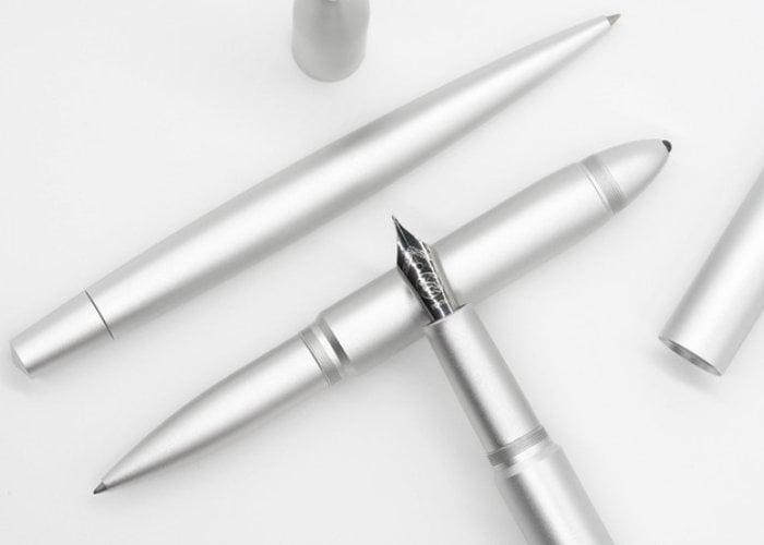 Gravitas precision machined writing pens - Geeky Gadgets